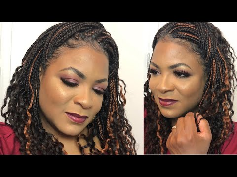IT'S FALL Y'ALL! *WOC* FLAWLESS FALL OILY SKIN MAKEUP | Cecee Walton thumbnail