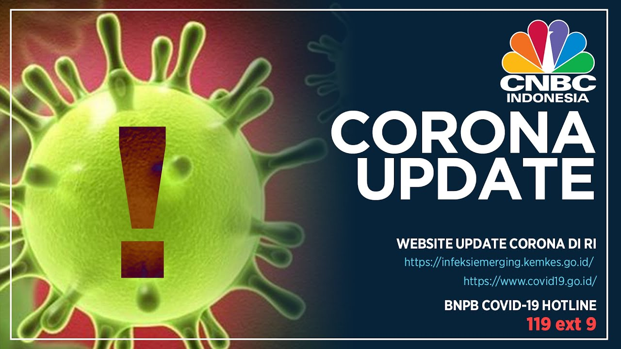 6 April 2020, Jumlah Positif Corona RI Capai 2.491 Kasus