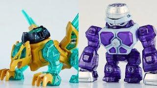 [TMT][487] Plamonster 05, 06 - Green Griffon, Violet Golem! Kamen Rider Wizard! 仮面ライダーウィザード!