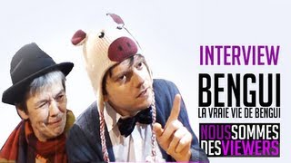 Interview Bengui - La vraie vie de Bengui | EM19 | NSDV | Rosburger
