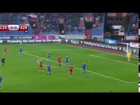 Çek Cumhuriyeti-Azerbaycan 0-0 Maç Özeti. 11.10.2016 Dünya Kupası Eleme Maçı