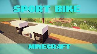 Спортивный Мотоцикл в Minecraft(Спортивный Мотоцикл в Minecraft ------------------------------------------------------- Первое видео на канале. Много лайков не жду, но..., 2014-07-30T15:45:35.000Z)