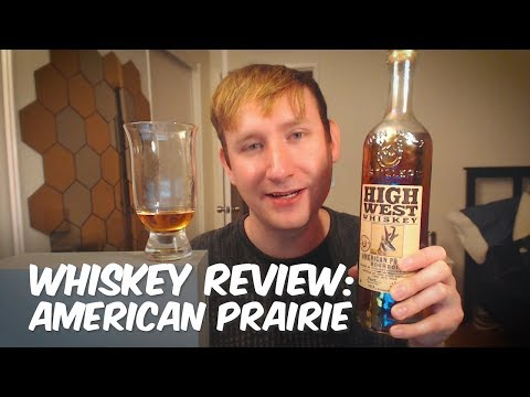 High West American Prairie Bourbon (Barrel Select) Review