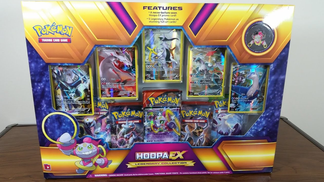 pokemon fighters ex how to get hoopa