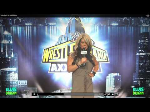 """WWE Superstars sing karaoke on """"Elvis Duran and the Morning Show"""": WWE.com Exclusive, April 5, 2013"""