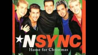 Artist: *NSYNC Album: Home For Christmas Song: It's Christmas.