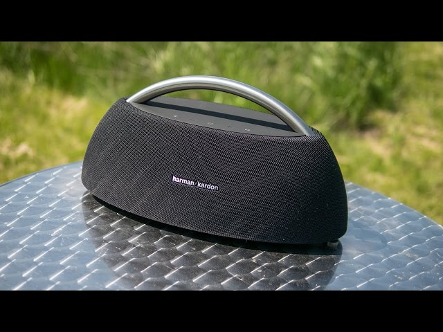 introducing Harman Kardon go+play (new 2016 version)