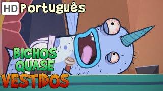Bichos Quase Vestidos (HD - Português) - O Presente Perfeito/Lar Do Natowie