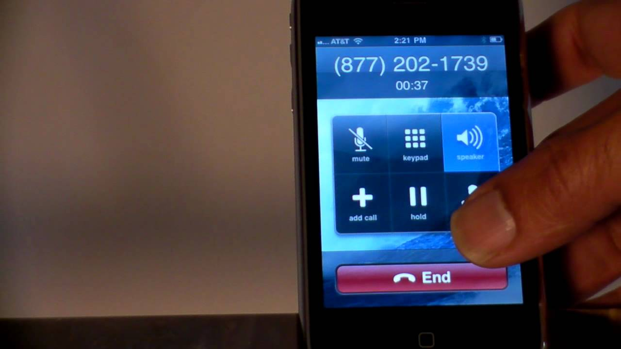 Straight Voicemail Express Iphone App Demo