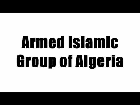 Armed Islamic Group of Algeria