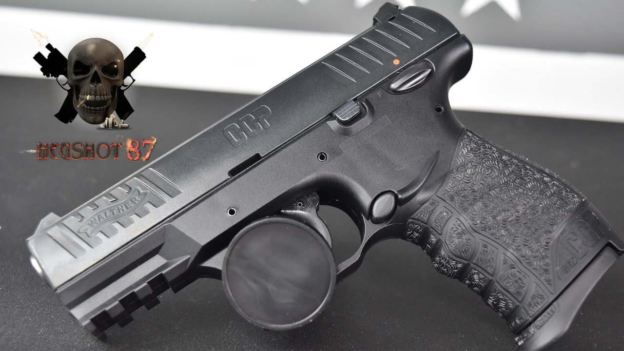 Walther CCP M2   Best Shooting CCW?