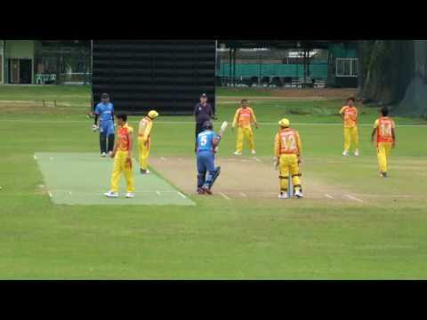 Bhutan Vs Thailand at Gymkhana, Chaingmai (Warm-up Match)