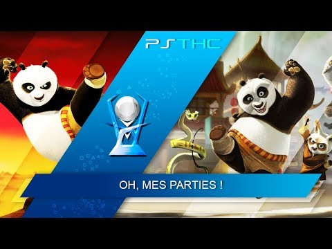 Kung Fu Panda - Oh Your Tenders Trophy Guide | Trophée Oh, mes parties !