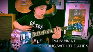 Surfing with the aliens ( Taj Farrant) 10 years old