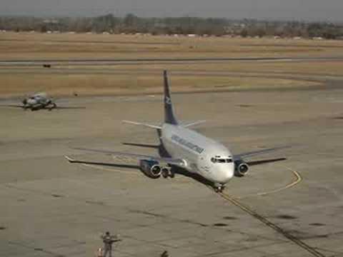 Argentina-Cordoba Airport