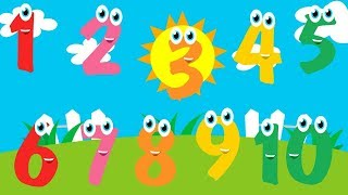 The Numbers Song   Learn To Count from 1 to 20 Number
