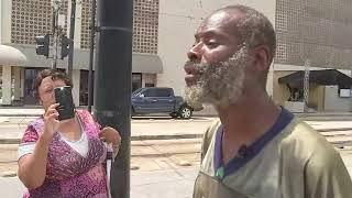 Viral Homeless Man With Amazing Voice Tells His Story