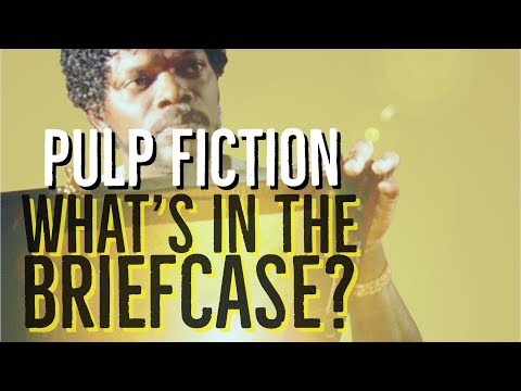 What's in the BRIEFCASE? Pulp Fiction Explained
