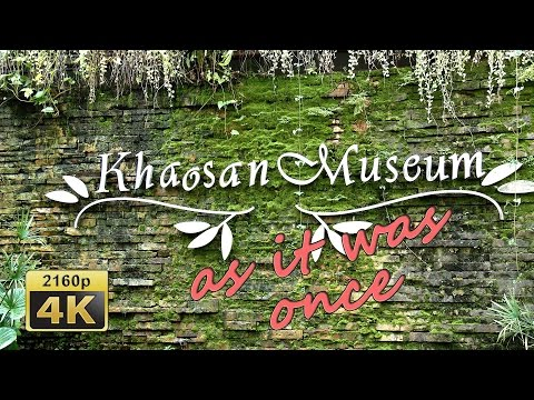 Khao-san Museum in Bangkok - Thailand 4K Travel Channel