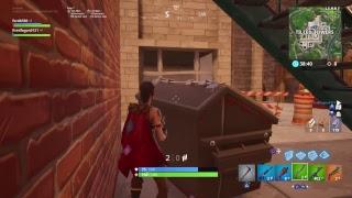 Fortnite PS4 PLAYGROUND HACKER REPORT HIM