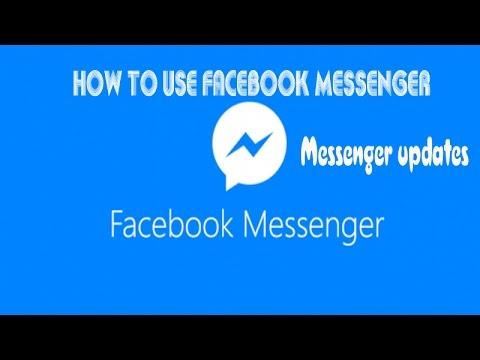 FB Messenger Updates 2017 || Facebook Messenger For Chatting || Messenger Emoji Images