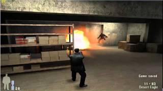 Kilplix Plays Max Payne Kung Fu Edition #5 - Let me SOAK IN PIECE