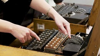 The Enigma Machines of WWII