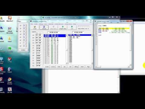 Toán tử AAA Intel 8086/8088 Assembly Programming Language