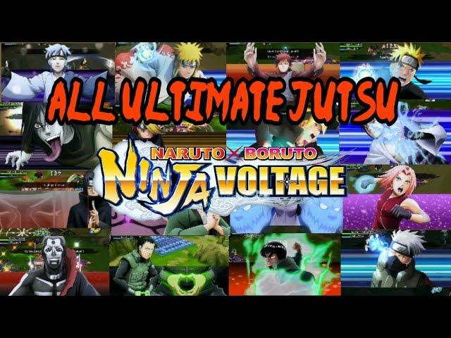 naruto jutsu lista لم يسبق له مثيل الصور + E-FRONTA.INFO