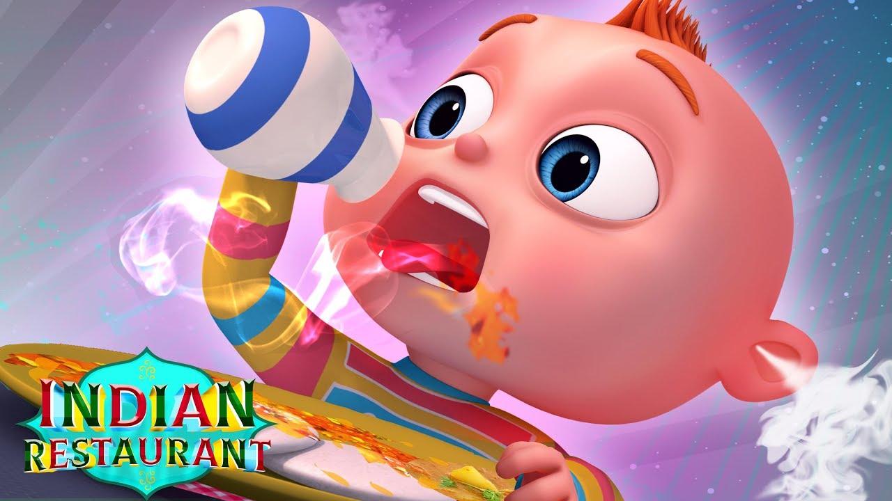 Download TooToo Boy - Indian Restaurant Episode | Videogyan Kids Shows | Cartoon Animation For Kids