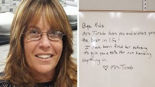 Teacher Gets Fired f๐r Giving Zeroes to Students Who Didn't Turn in Their Work