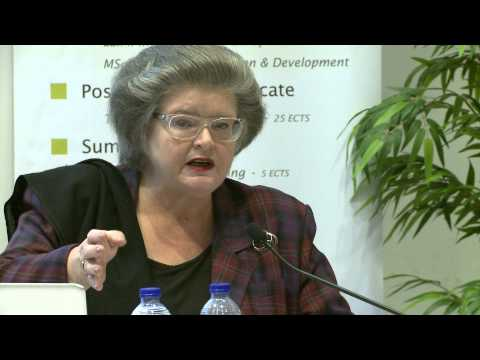 Europe's Strategic Frontiers: The Arctic with Ambassador Professor Alyson Bailes