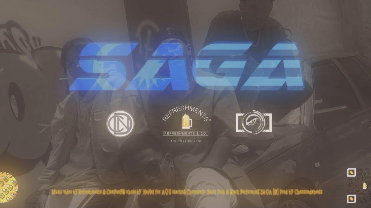 Download A.Q.U - SAGA (Klip Video Rasmi)