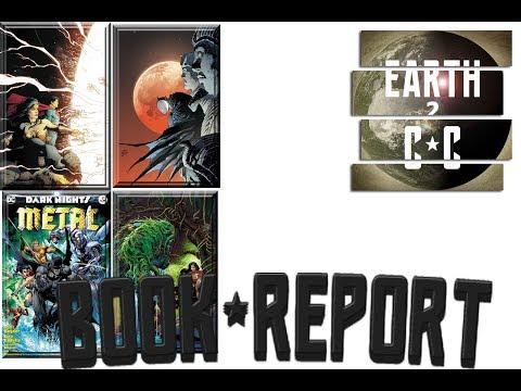 Dark Nights Metal #2 Book Report