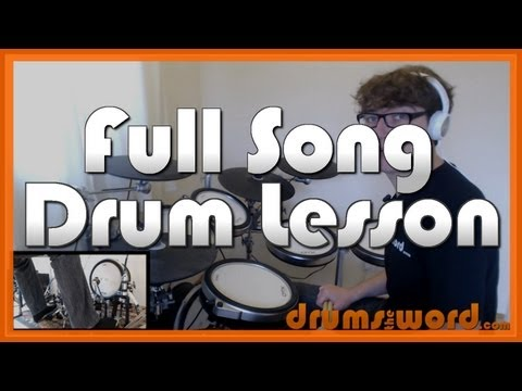 ★ Would (Alice In Chains) ★ Drum Lesson PREVIEW | How to Play Song (Sean Kinney)
