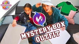 MYSTERY BOX OUTFIT SWITCH UP Challenge - Wessen Klamotten sind drin? -  Mileys Welt