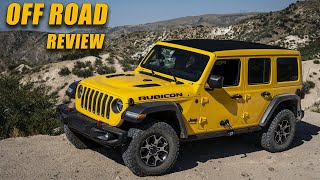 2020 Jeep Wrangler EcoDiesel - Brilliant But Flawed
