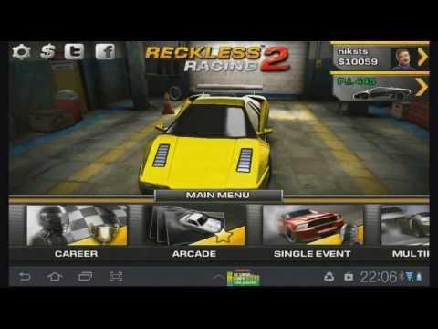 Обзор на игру Reckless Racing 2 для Андроид