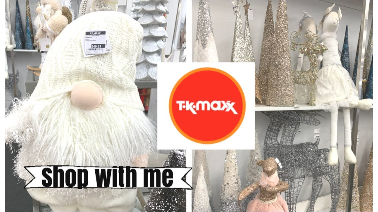 Shop With Me Tkmaxx Australia Christmas 2019 Youtube
