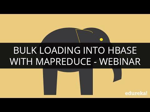 Bulk Loading Into Hbase With MapReduce | Edureka