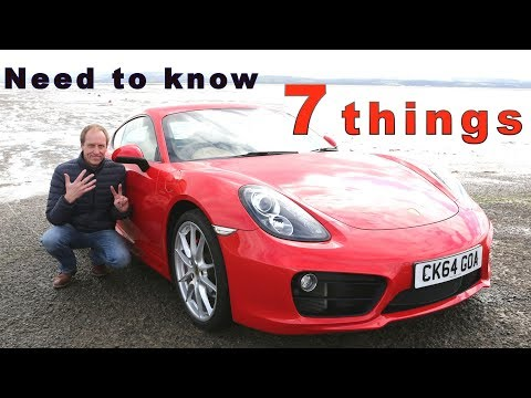 Porsche Cayman S - 7 ownership things you have to know