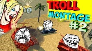 TROLL MONTAGE 2016 |НОВАЯ ПОДБОРКА | юмор, приколы, баги, фейлы