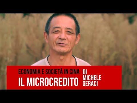 Economia e Società in Cina: Il Microcredito