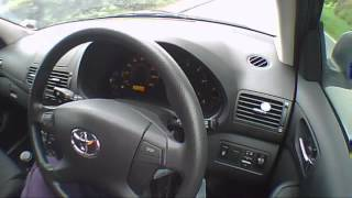 Toyota Avensis 2.0 2008 Review/Road Test/Test Drive