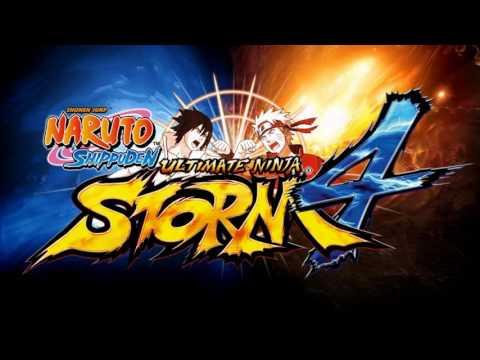 Naruto Shippuden Ultimate Ninja Storm 4 OST - Naruto vs Sasuke (Part 2) [EXTENDED]