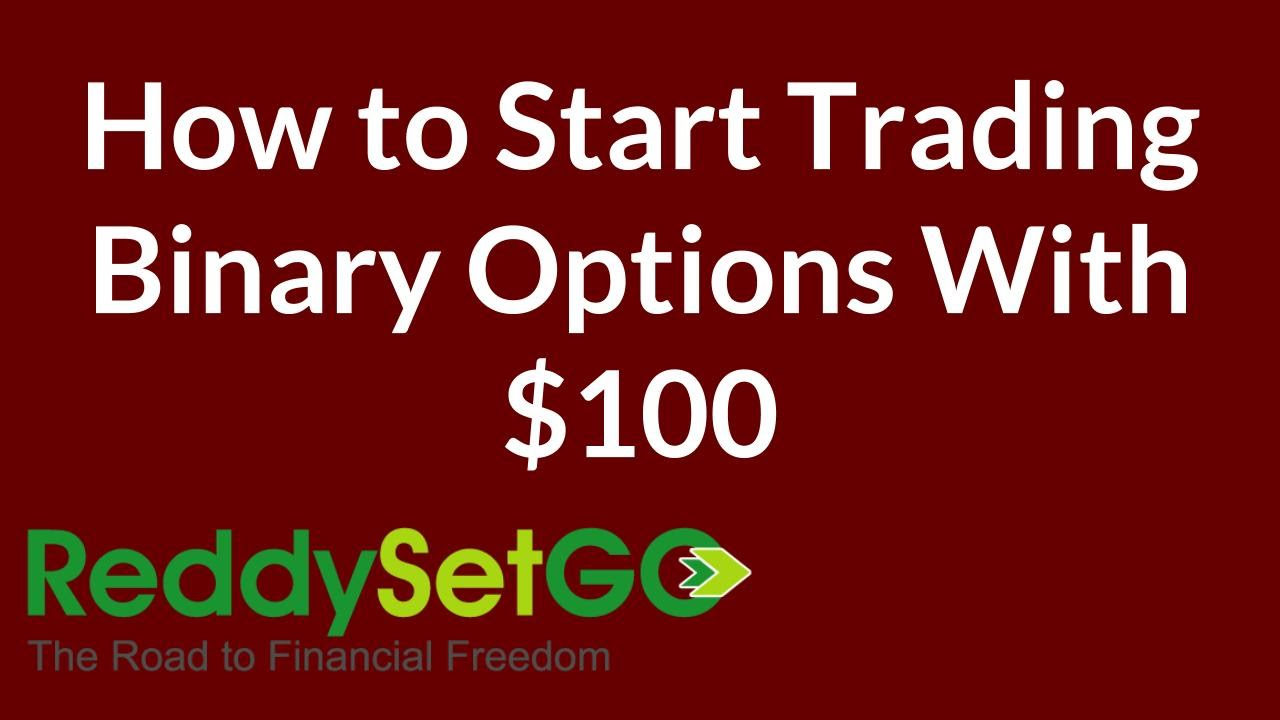 Start trading binary options