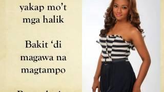 Alipin Ako by Liezel Garcia (Karaoke)