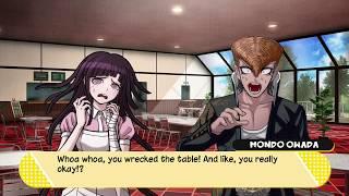 NDRV3 Bonus Mode: Mondo Owada + Mikan Tsumiki Interaction [TEST]