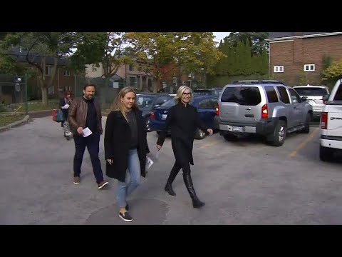 Tory and Keesmaat cast votes in Toronto election