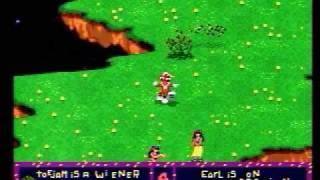 ToeJam & Earl (Sega Genesis)